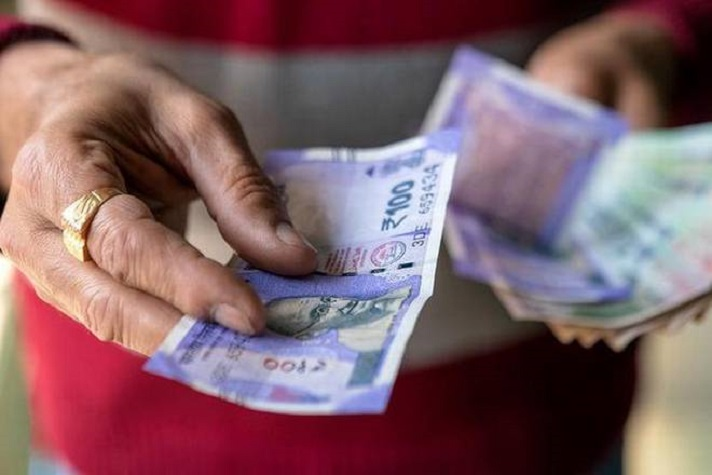 Rupee falls 10 paise to 73.94 against U.S. Dollar in early trade