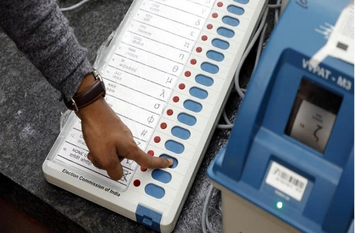 First phase begins amid reports of EVM failure