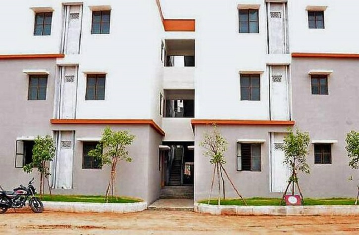 2BHK houses ready for inauguration