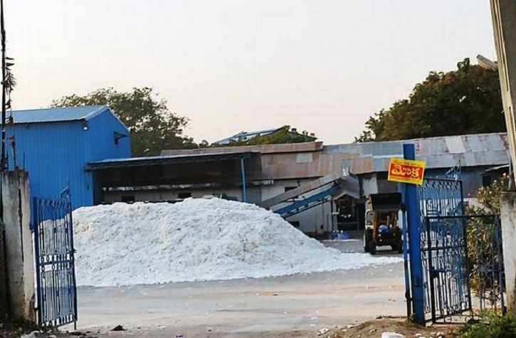 Ginners in Adilabad allege 'discrimination' by CCI