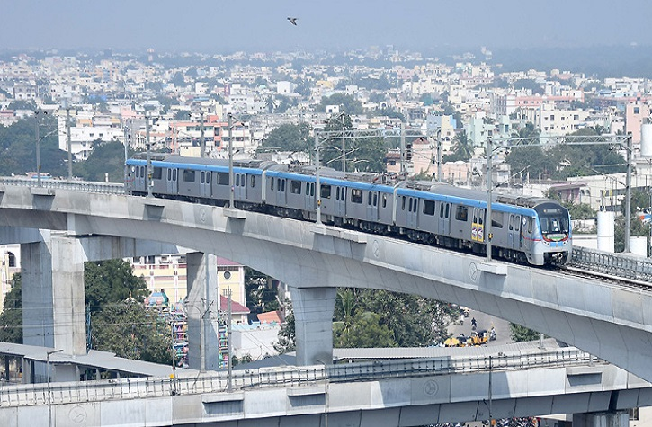 Growing clamour to extend Metro Rail to the Old City