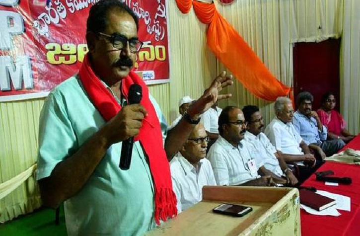 TRS has paid the price for backing defections: Tammineni
