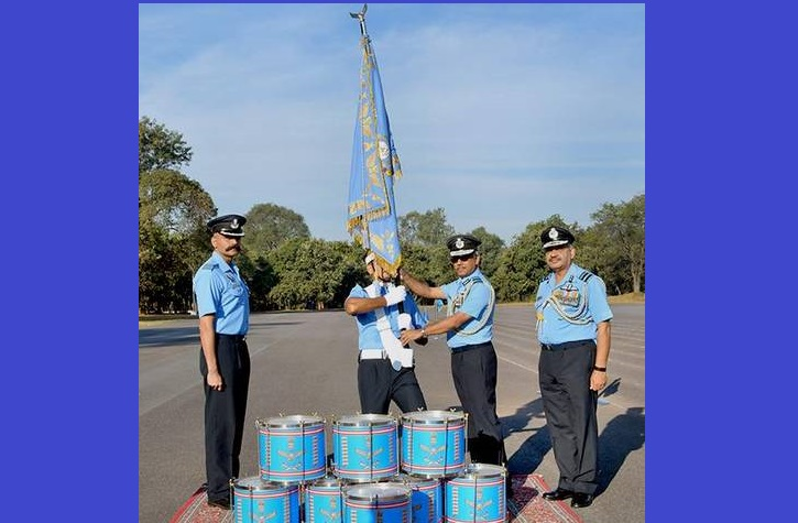 Chitnis Squadron bags winner's trophy at Air Force Academy