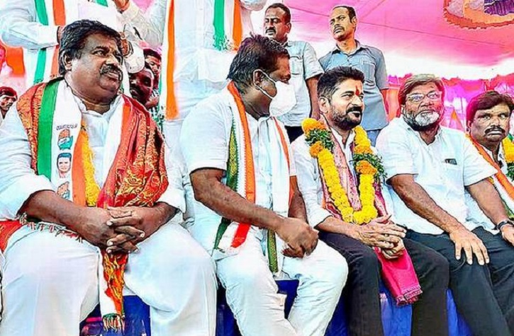 Modi, KCR two sides of the same coin: Congress